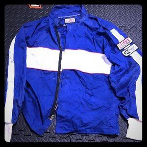 Fire retardant drag racing jacket G-Force
